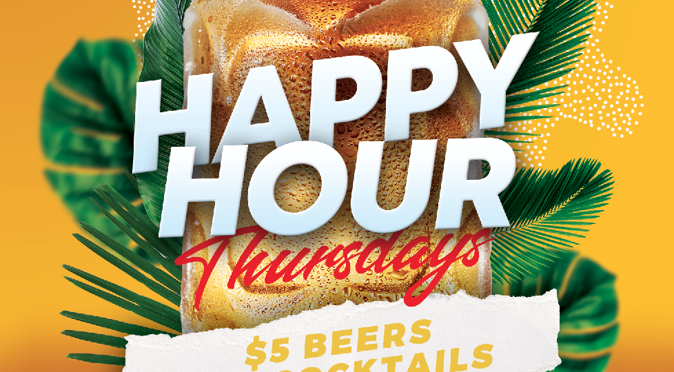 Happy Hour Promotions